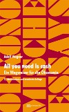 All you need ist cash