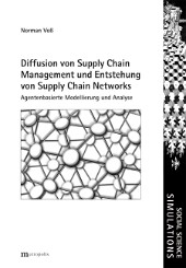 Diffusion von Supply Chain Management und Entstehung von Supply Chain Networks