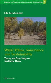 Water Ethics, Governance and Sustainability