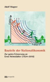 Bauteile der Nationalökonomik