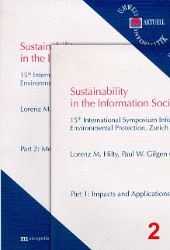 Sustainability in the Information Society