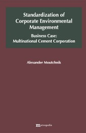 Standardization of Corporate Environmental Management