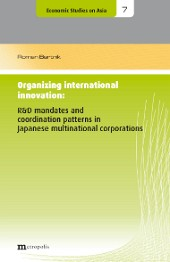 Organizing international innovation: R&D mandates and coordination patterns in Japanese multinational corporations