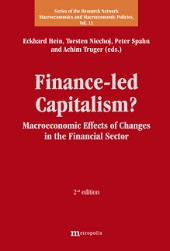 Finance-led Capitalism?