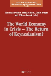 The World Economy in Crisis – The Return of Keynesianism?