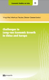 Challenges to Long-run Economic Growth in China and Europe